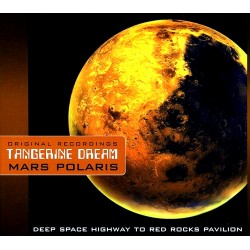 Tangerine Dream - Mars Polaris - CD Digipack