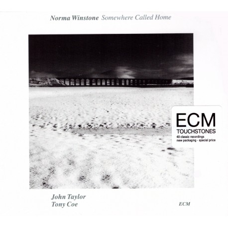 Norma Winstone - Somewhere Called Home - CD vinyl replica