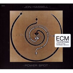 Jon Hassell - Power Spot - CD vinyl replica