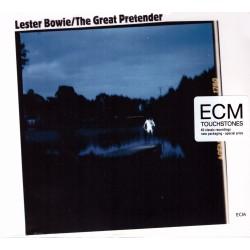 Lester Bowie - Great Pretender - CD vinyl replica