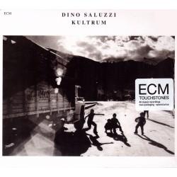 Dino Saluzzi - Kultrum - CD vinyl replica