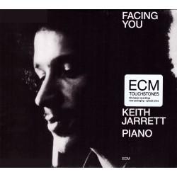 Keith Jarrett - Facing You - CD vinyl replica