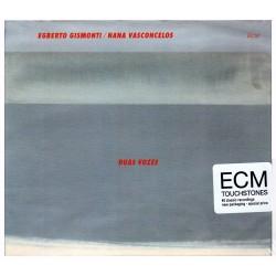 Egberto Gismonti & Nana Vasconcelos - Duas vozes - CD vinyl replica