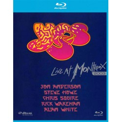 Yes - Live At Montreux 2003 - Blu-ray