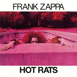 Frank Zappa - Hot Rats - CD