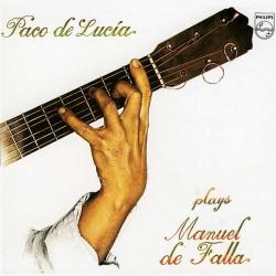 Paco De Lucia - Plays Manuel De Falla - CD