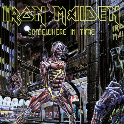Iron Maiden - Somewhere In Time - CD
