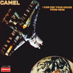 Camel - I Can See Your House From Here - CD