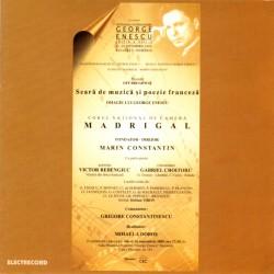 V/A - Seară de muzică şi poezie franceză - omagiu lui George Enescu - CD