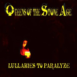 Queens Of The Stone Age - Lullabies To Paralyze - CD