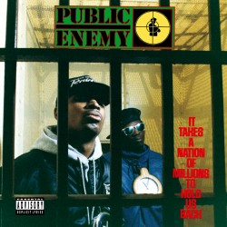 Public Enemy - It Takes a Nation of Millions to Hold Us Back - CD