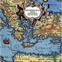 Triumvirat - Mediterranean Tales (Across The Waters) - CD