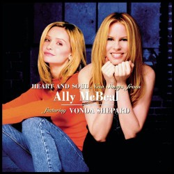 Ost - Heart And Soul, New Songs From Ally McBeal featuring Vonda Shepard - CD