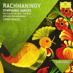Sergei Rachmaninoff - Symphonic Dances - CD