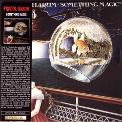 Procol Harum - Something Magic - CD vinyl replica