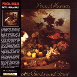 Procol Harum - Exotic Birds & Fruit - CD vinyl replica