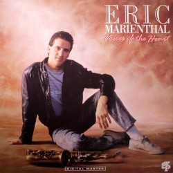 Eric Marienthal - Voices Of The Heart - Cut-out Vinyl LP