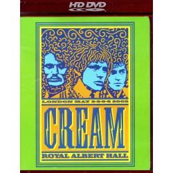 Cream - Royal Albert Hall - London May 2-3-5-6 - HD-DVD