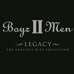 Boyz II Men - Legacy: Greatest Hits - CD digipack