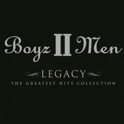 Boyz II Men - Legacy: Greatest Hits - CD digipack