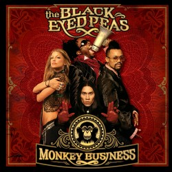 Black Eyed Peas - Monkey Business - CD