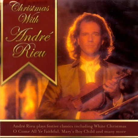 Andre Rieu - Christmas With Andre Rieu - CD
