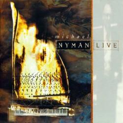 Michael Nyman - Live - CD