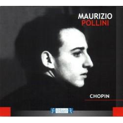 Frederic Chopin - Piano Sonata No.2 / Etudes (Maurizio Pollini) - CD Digipack
