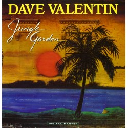 Dave Valentin - Jungle Garden - Cut-out Vinyl LP