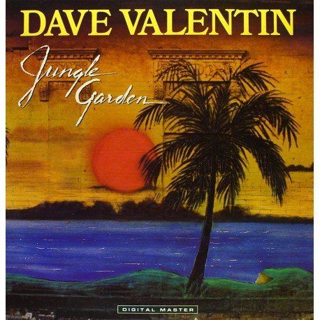 Dave Valentin - Jungle Garden - LP