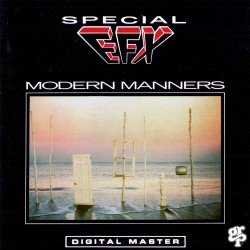 Special EFX - Modern Manners - Cut-out Vinyl LP