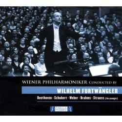 Wilhelm Furtwangler - Wiener Philharmoniker Conducted by - CD Digipack
