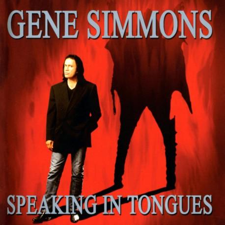 Gene Simmons - Speaking In Tongues - CD