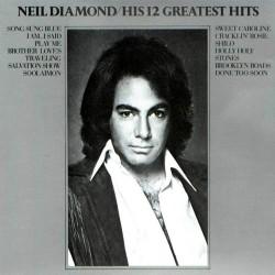 Neil Diamond - 12 Greatst Hits - CD