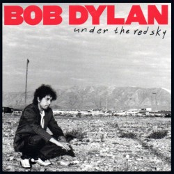 Bob Dylan - Under The Red Sky - CD