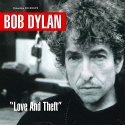 Bob Dylan - Love And Theft - CD