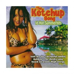 V/A 16 Hot Summerhits - Ketchup Songs - CD