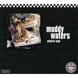Muddy Waters - Electric Mud - CD digipack