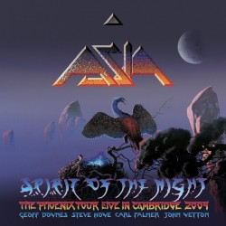 Asia - Spirit Of The Night - CD digipack