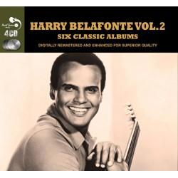 Harry Belafonte - 6 Classic Albums - 4CD