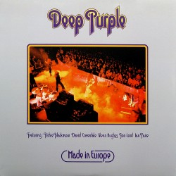 Deep Purple - Made In Europe - CD