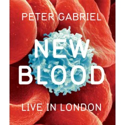 Peter Gabriel - New Blood Live In London - DVD