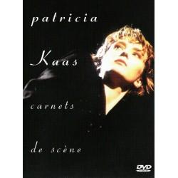 Patricia Kaas - Carnets De Scene - DVD