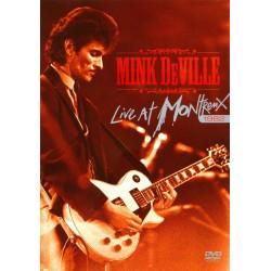 Mink Deville - Live At Montreux 1982 - DVD