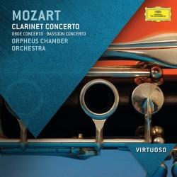 Wolfgang Amadeus Mozart - Clarinet Concerto - CD