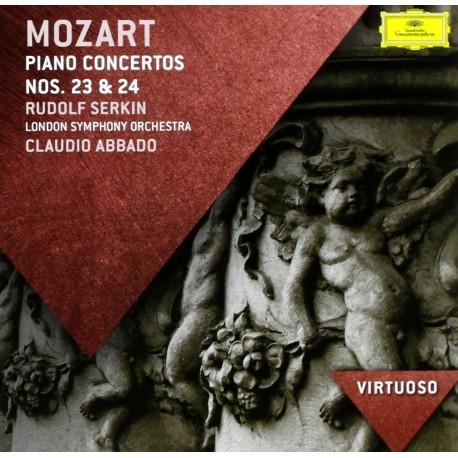 Wolfgang Amadeus Mozart - Piano Concertos No.23 & 24 - CD