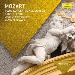Wolfgang Amadeus Mozart - Piano Concertos No.20 & 21 - CD