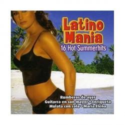 V/A 16 Hot Summerhits - Latino Mania - CD