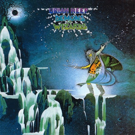 Uriah Heep - Demons & Wizards - CD