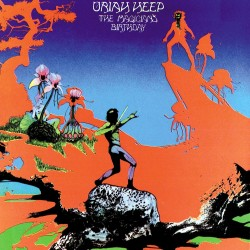 Uriah Heep - Magician's Birthday - CD